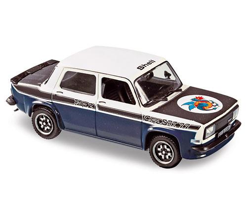 Simca Rallye II SRT (1977) Norev 571018 1/43