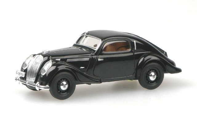 Skoda Popular Sport Monte Carlo (1935) Abrex 1/43