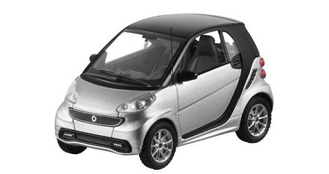 Smart Fortwo Coupé -W451- (2007) Minimax B66960169 1:43