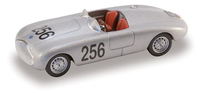Stanguellini 1100 Sport Mille Miglia nº 256 Schera - Spada (1951) Starline 540124 1/43