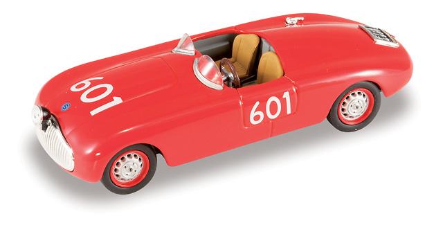 Stanguellini 1100 Sport Mille Miglia nº 601 Brandi - Taddei (1950) Starline 1/43