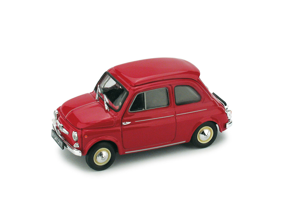 Steyr Puch 650TR (1964) Brumm 1/43