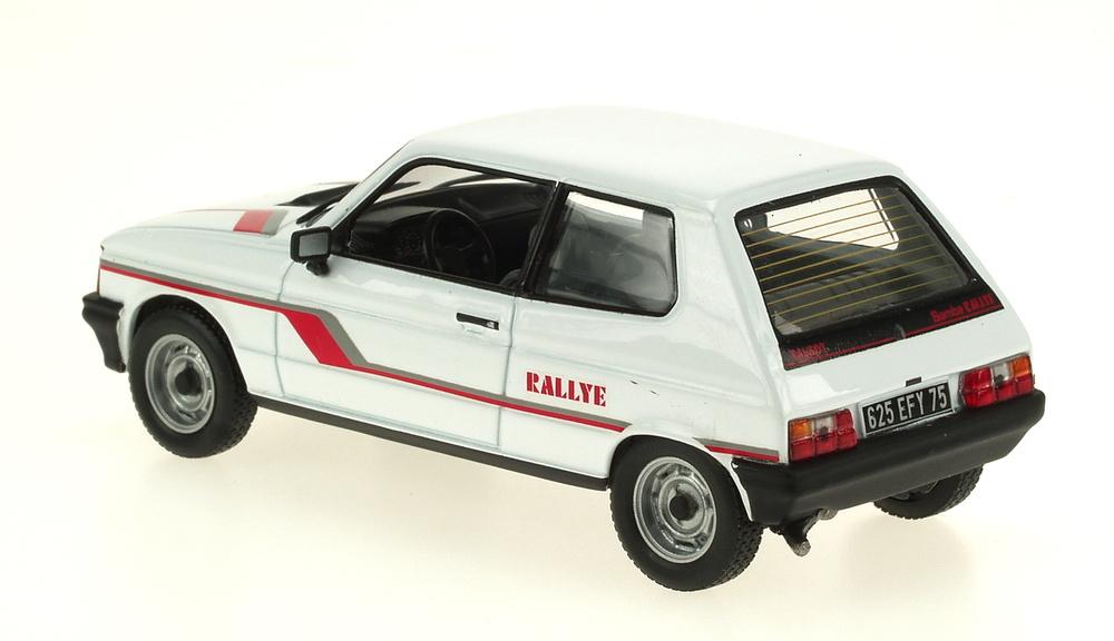 Talbot Samba Rallye (1983) Altaya 1/43
