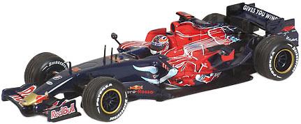 Toro Rosso STR2 nº 18 Vitantonio Liuzzi (2007) Minichamps 1/43