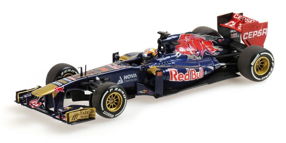 Toro Rosso STR8 nº18 Jean-Eric Vergne (2013) Minichamps 410130018 1:43