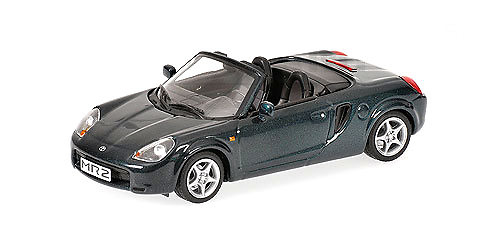 Toyota MR2 Cabriolet (2000) Minichamps 430166962 1/43