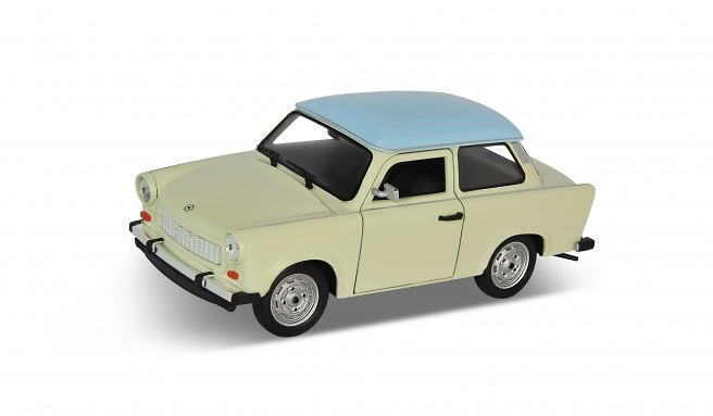 Trabant 601 (1963) Welly 24037S 1:24