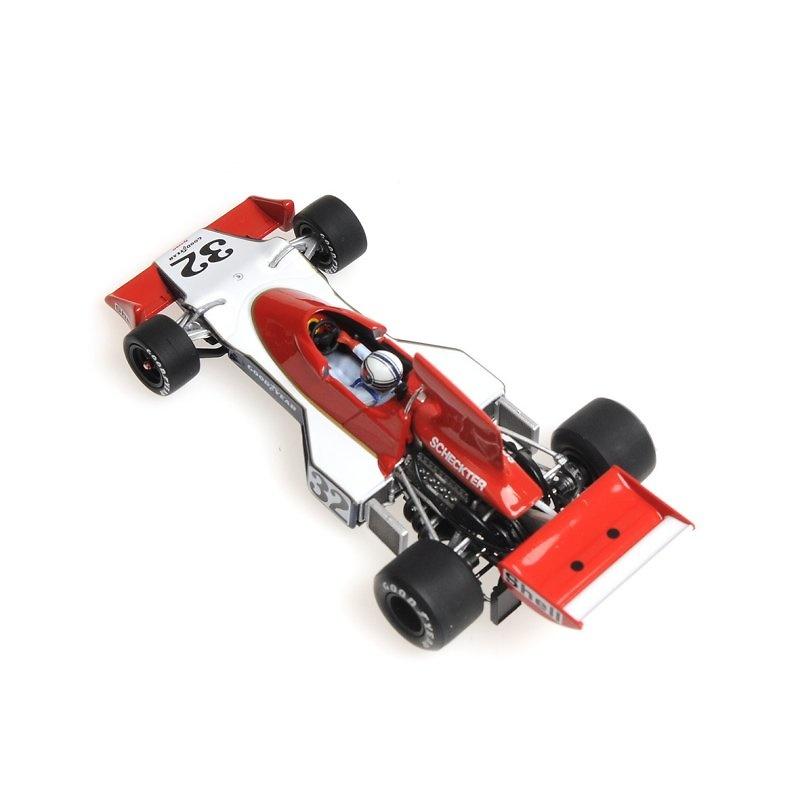 Tyrrell 007 nº 32 Ian Scheckter (1975) Minichamps 400750032 1:43