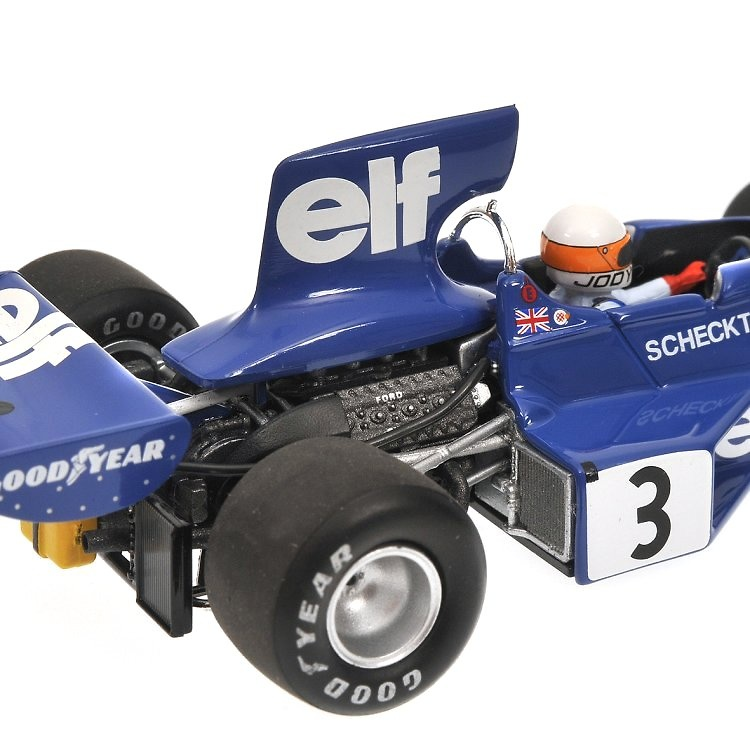 Tyrrell Ford 007/1