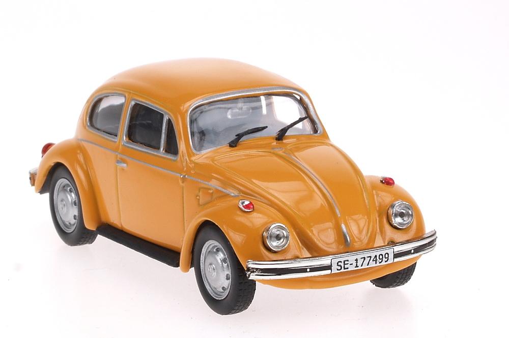 Volkswagen 1300 Escarabajo (1970) RBA Entrega 02 1:43
