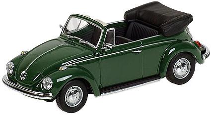 Volkswagen 1302 Cabriolet Abierto (1970) Minichamps 430055041 1/43