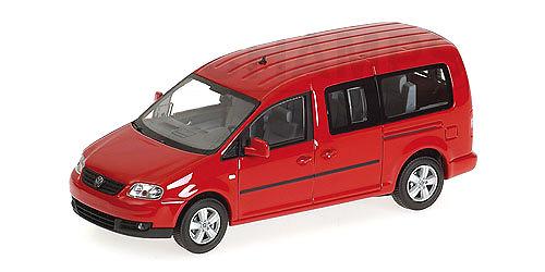 Volkswagen Caddy Maxi Shuttle (2007) Minichamps 400057000 1/43