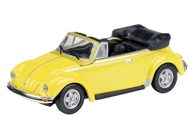 Volkswagen Escarabajo Cabrio () Schuco 452581500 1/87