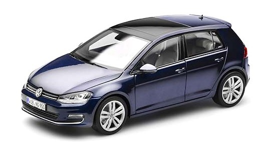 Volkswagen Golf 5p. VII (2012) Norev 5G4099302F5F 1:18