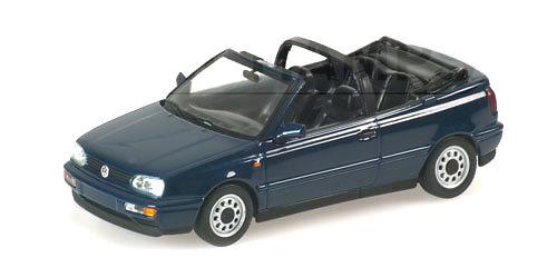 Volkswagen Golf Cabrio Serie III (1993) Minichamps 400055530 1/43