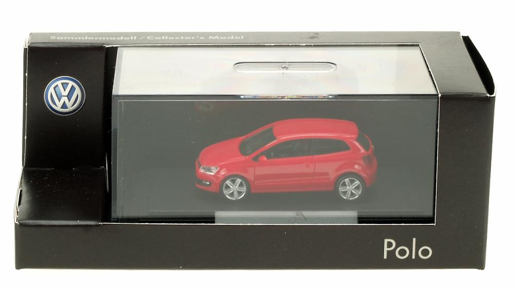 Volkswagen Polo Serie V (2010) Wiking 175742 1/87