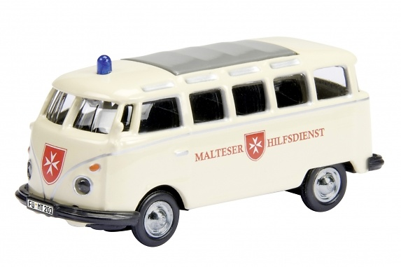 Volkswagen T1 Ambulancia