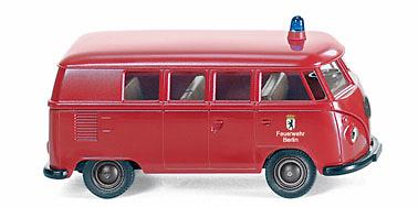 Volkswagen T1 Bomberos(1963-67) Wiking 8611028 1/87