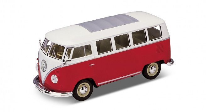Volkswagen T1 Bus (1963) Welly 22095 1:24