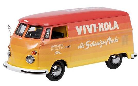 Volkswagen T1 Furgoneta Vivi-Kola (1960) Schuco 03087 1/43