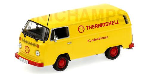 Volkswagen T2 Furgoneta Shell (1972) Minichamps 400053062 1/43