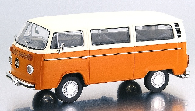 Volkswagen T2b Microbus (1973) Premium Clasixxs 11750 1/43