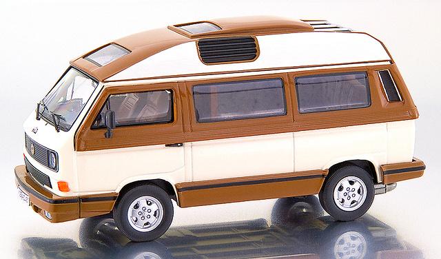 Volkswagen T3-B Camping Car