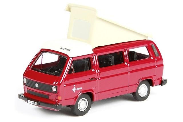 Volkswagen T3 Campingcar Joker (1980) Schuco 452587200 1/87