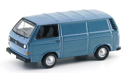 Volkswagen T3 Furgoneta (1980) Bub 09200 1/87