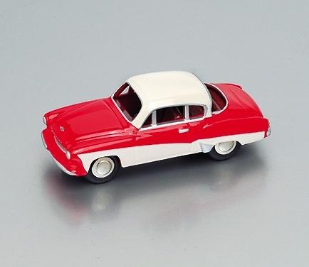 Wartburg 311 Coupé (1956) Bub 06251 1/87