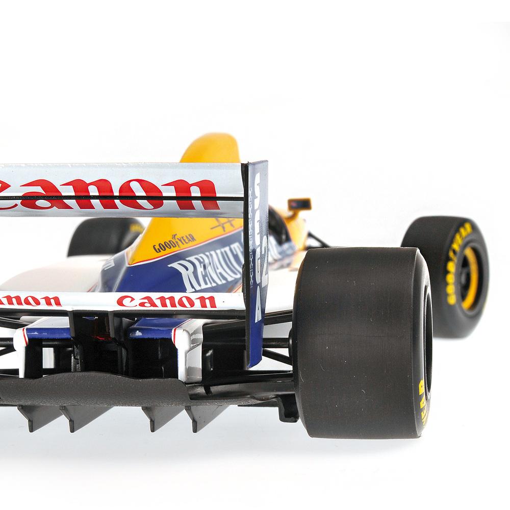 Williams FW15C nº 2 Alain Prost (1993) Minichamps 186930002 1/18