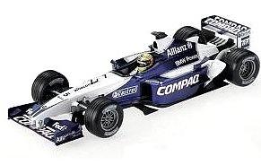 Williams FW24 nº 5 Ralf Schumacher (2002) Matel 54624 1/18