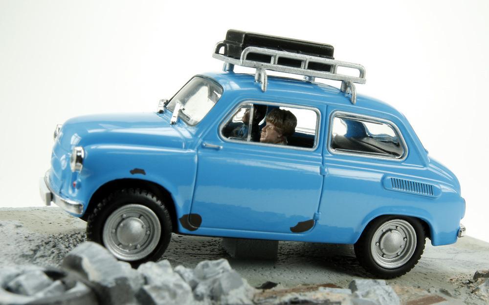 ZAZ 965A (1960) James Bond