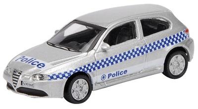 Alfa Romeo 147 GTA Policia Schuco 1/87