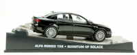 "Alfa Romeo 159 (2005) James Bond ""Quantum of Solace"" Fabbri 1/43 Entrega 63"