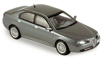 Alfa Romeo 166 Reestiling (2003) Norev 1/43