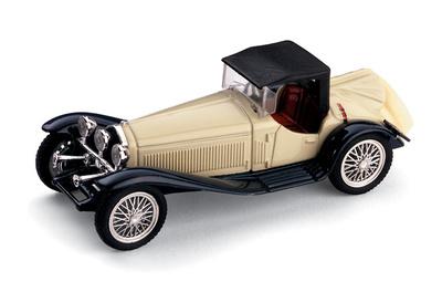 Alfa Romeo 2300 Cabriolet Cerrado (1931) Brumm 1/43