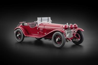 Alfa Romeo 6C 1750 GS (1930) CMC 1:18