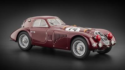 Alfa Romeo 8C 2900B nº 19 24h Francia (1938) CMC 1:18