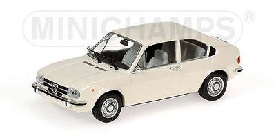 Alfa Romeo Alfasud (1972) Minichamps 1/43