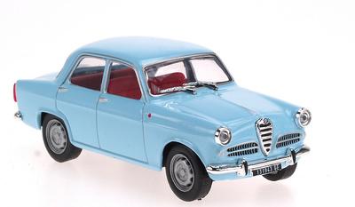 Alfa Romeo Giulietta (1956) RBA Entrega 25 1:43