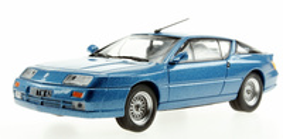 Alpine V6 GT Turbo Le Mans (1989) Eligor 1/43