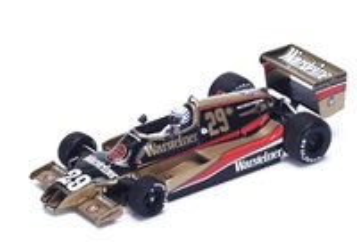 "Arrows A1 ""GP. Argentina"" nº 29 Riccardo Patrese (1979) Spark 1:43"