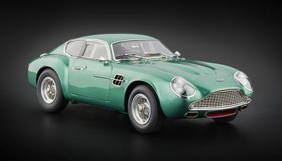 Aston Martin DB4 GT Zagato (1961) CMC 1/18