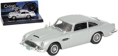 Aston Martin DB5 James Bond Minichamps 1/43