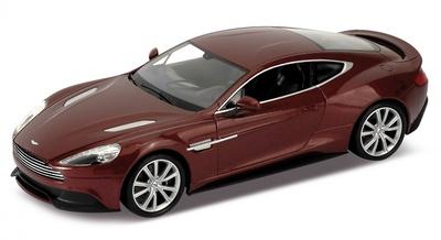 Aston Martin Vanquish (2001) Welly 24046 1:24