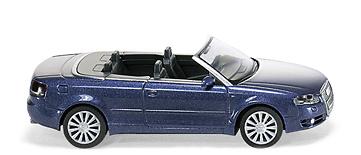 Audi A4 Cabrio Abierto (2004) Wiking 1/87