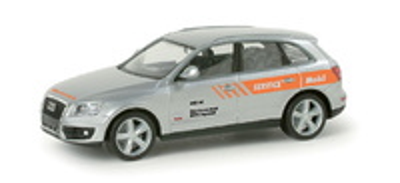 """Audi Q5 """"Audi Service Mobil"""" (2008) Herpa 1/87"""