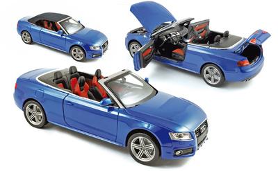 Audi S5 Convertible (2009) Norev 1/18