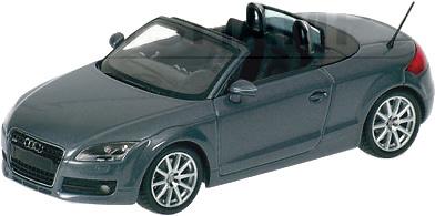 Audi TT Roadster (2007)  Minichamps 1/43